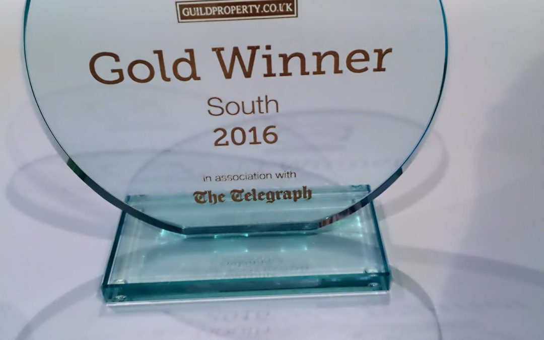 Seymours Estate Agents scoop gold award