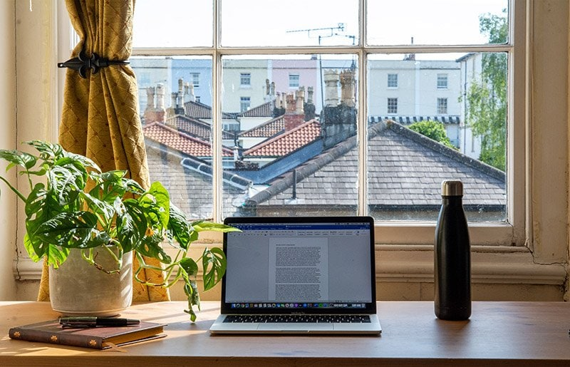 Home Offices: The New Workplace?